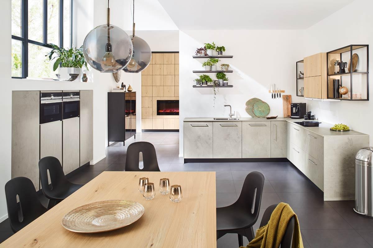 Ceramic 7850 Kitchen Design
