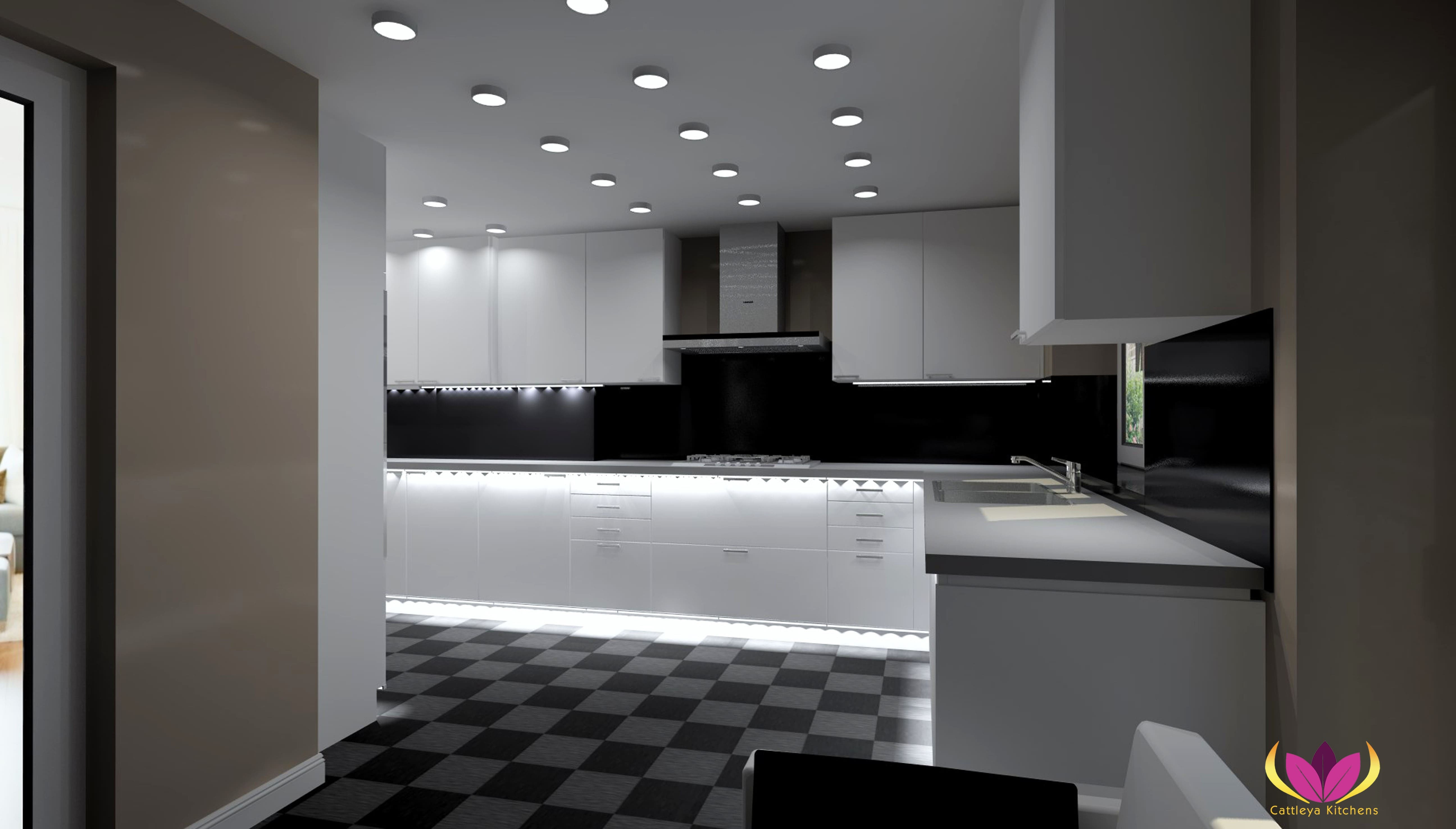Ealing Finished Kitchen Project Plan