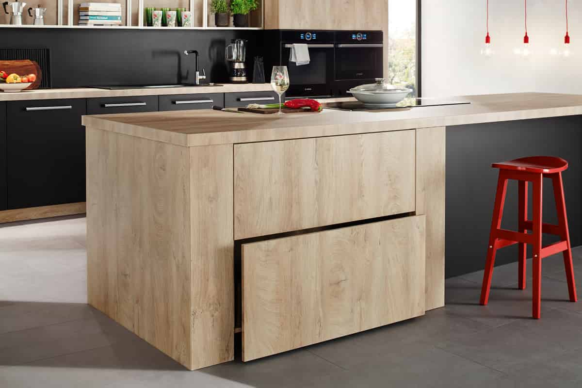 Top 1481 - wooden worktop