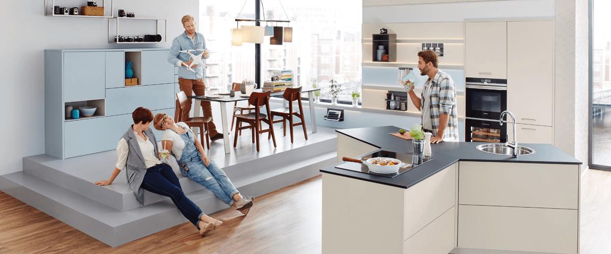 Arte B 3399 Kitchen Design