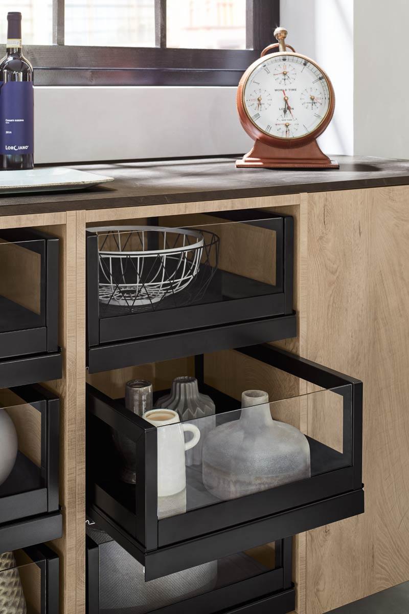 TakeAway Pullout Premium 3001 Kitchen Design