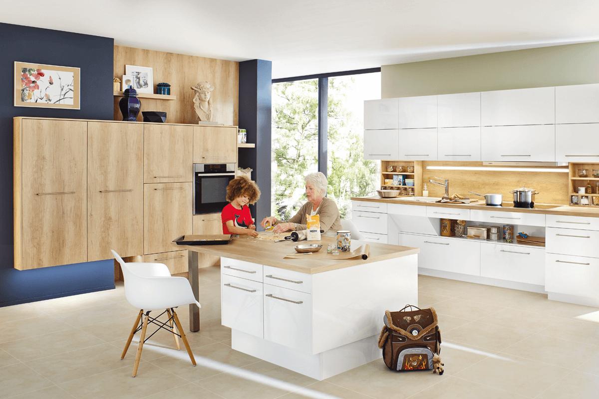 Miami 3146 Kitchen Design