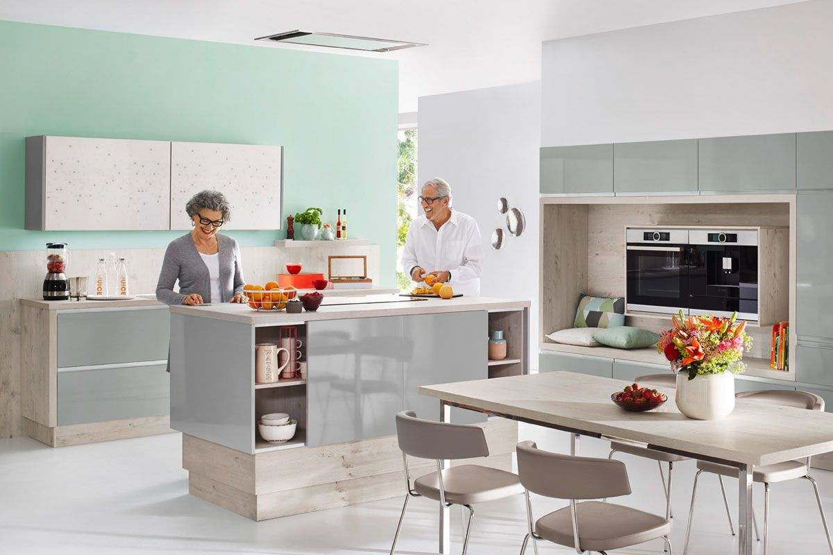 Perfect for the elders Resopal 3431 Kitchen Design