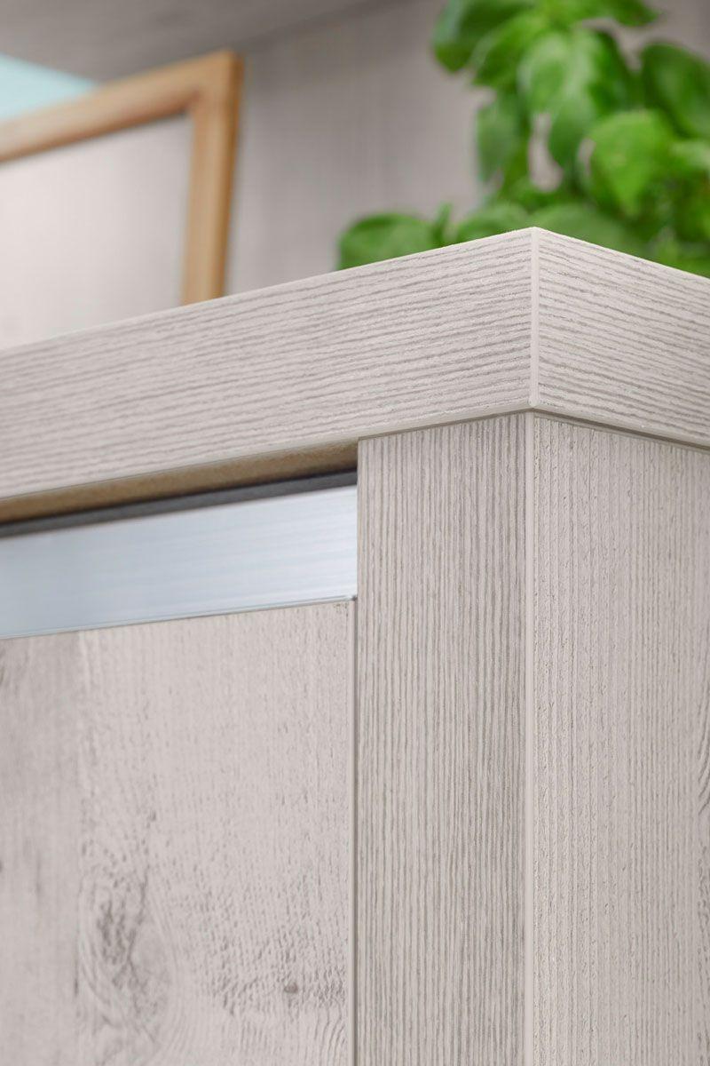 Wood effect Resopal 3431 Kitchen Design