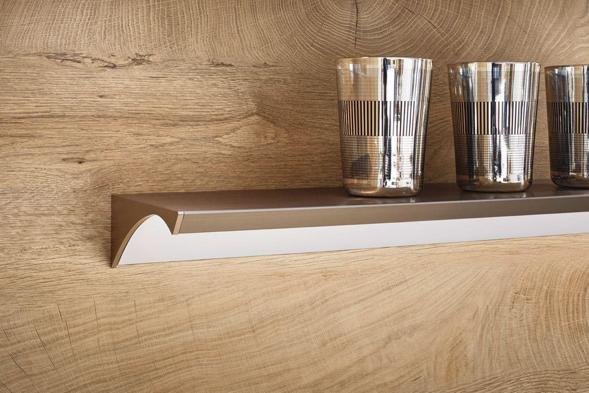 line shelving Flair S 40095 Kitchen Design