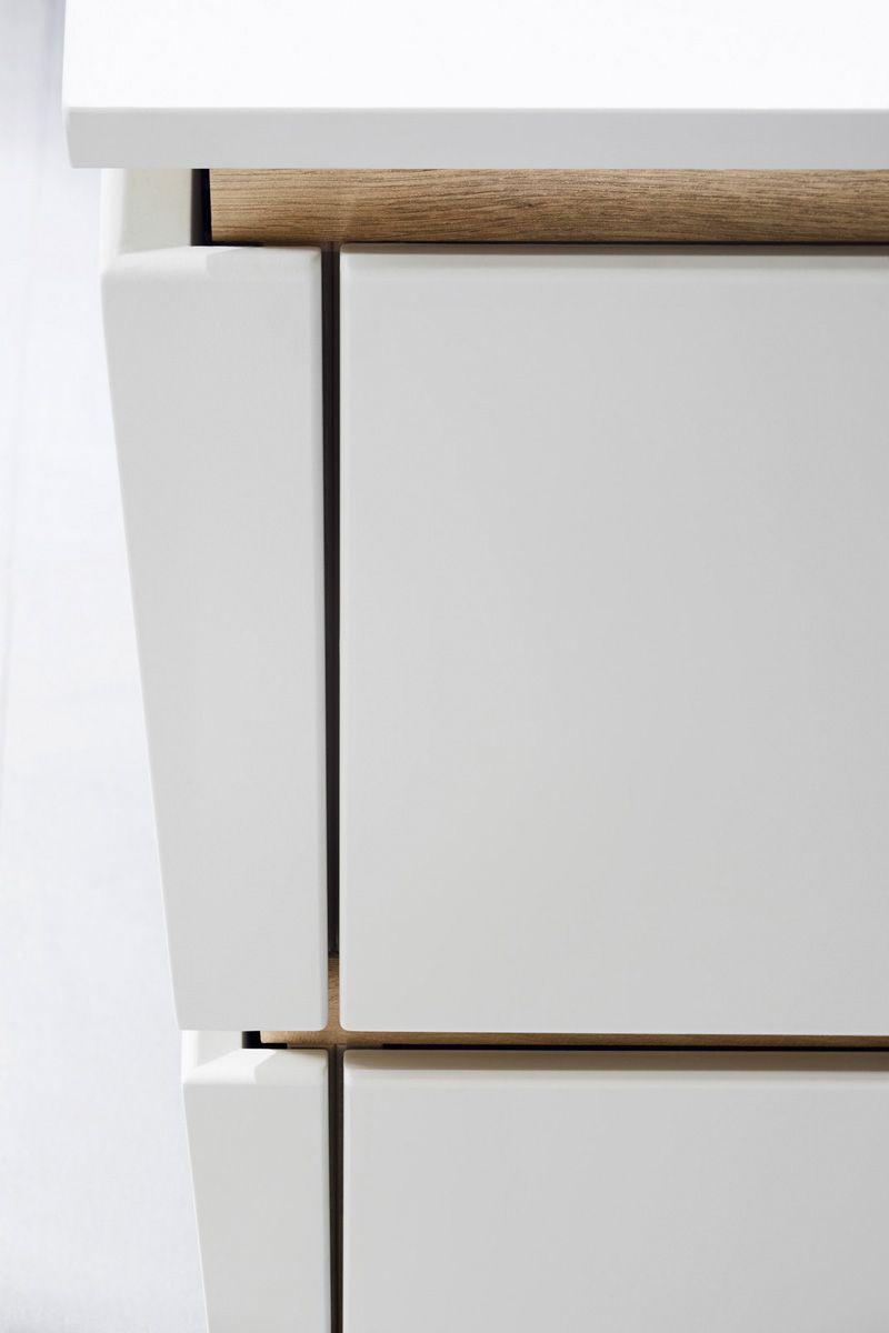 White kitchen drawers Flair S 40095 Kitchen Design