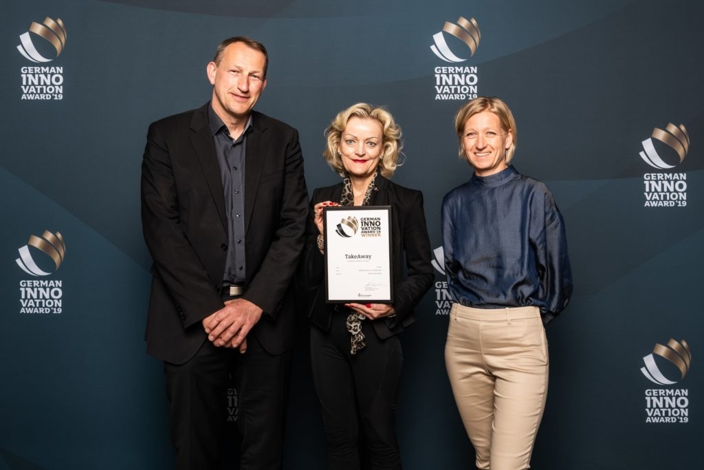 Ballerina Kitchens German Innovation Awards
