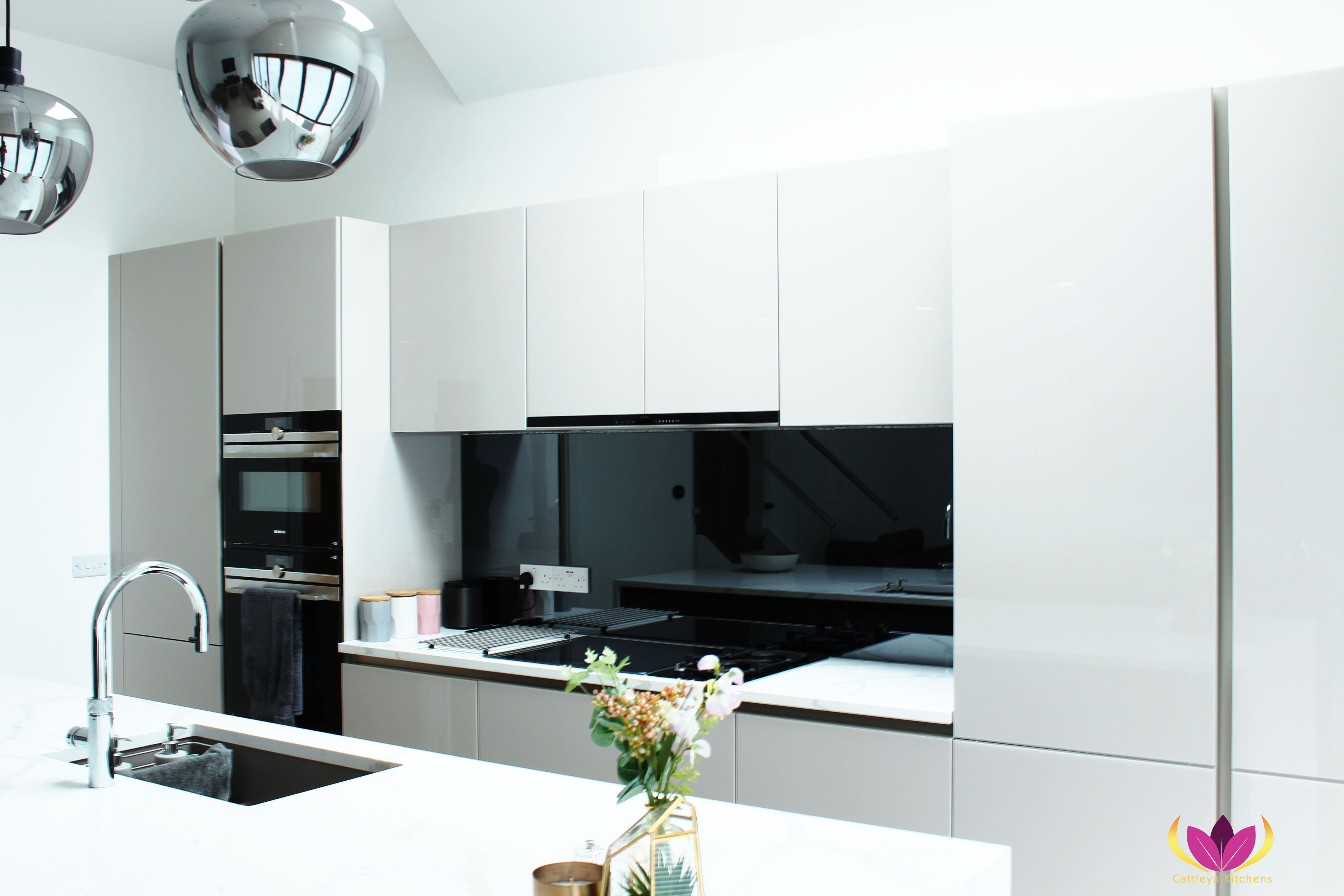 Greenford Finished Kitchen Project