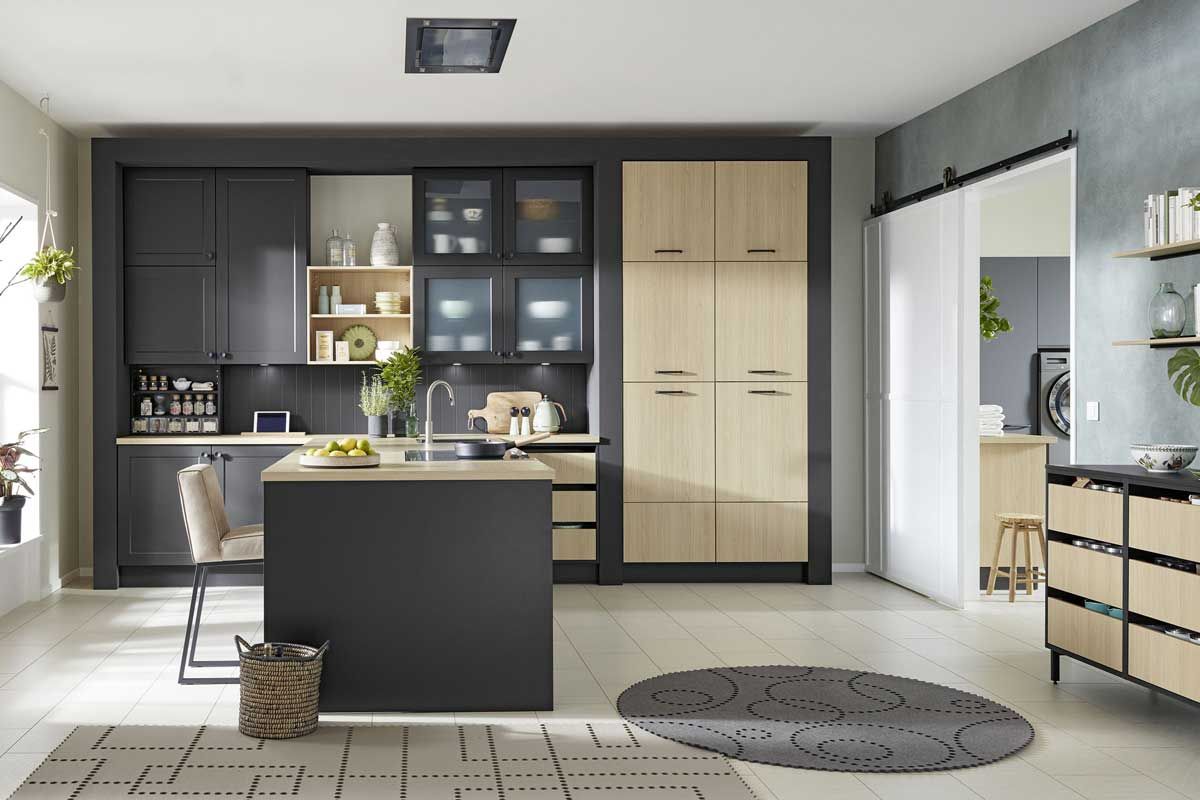 York-B 5595 Kitchen Design