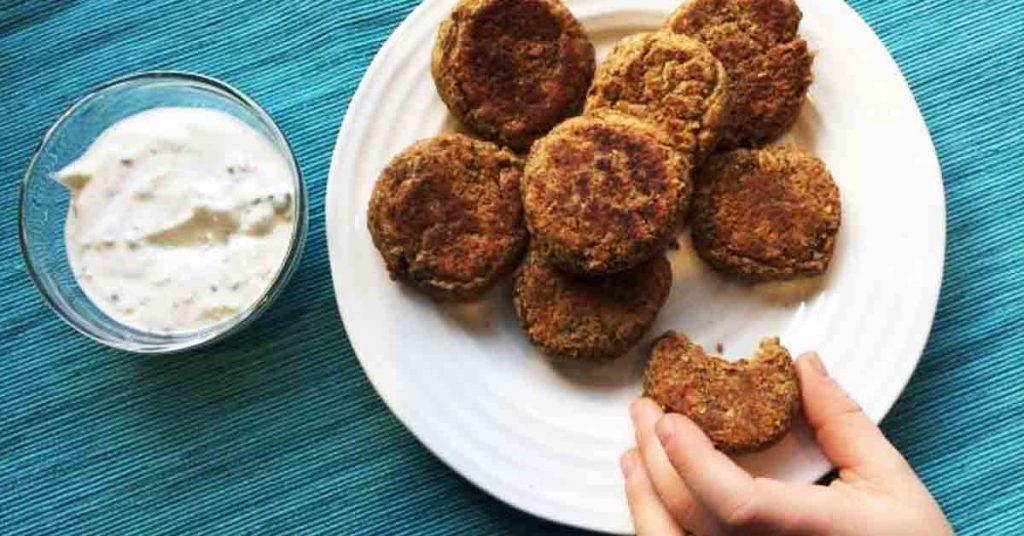 Easy Vegan Lentil Nuggets