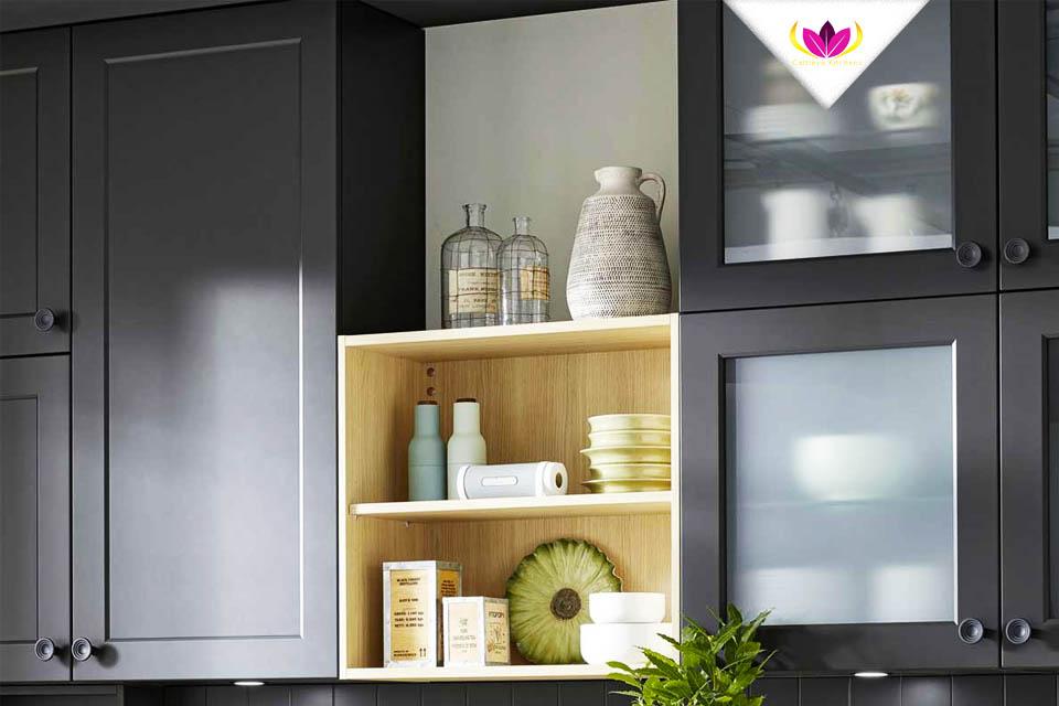 Open shelving - York-B 5595